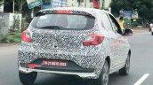 Tata Tiago Turbo Petrol Spy Shot Rear