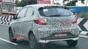 Tata Tiago Turbo Petrol Spy Shot Rear Lt