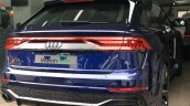 Audi Rsq8 Images Rear Three Quarters India