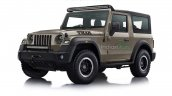Mahindra Thar Jeep Grille
