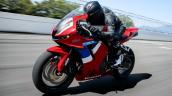 Honda Cbr600rr Action