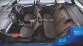 Toyota Urban Cruiser Interior