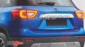 Toyota Urban Cruiser Rear