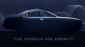 2021 Rolls Royce Ghost Teaser Pic