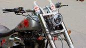 Custom Royal Enfield Corona Warrior Bike Front Rt