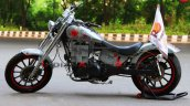Custom Royal Enfield Corona Warrior Bike Lhs
