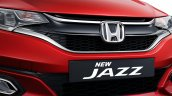 2020 Honda Jazz Bs6 Front Grille