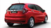 2020 Honda Jazz Bs6 Rear Rt