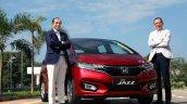 2020 Honda Jazz Bs6 Static
