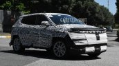 2021 Jeep Compass Facelift Spy Shot Front Rt