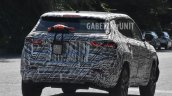 2021 Jeep Compass Facelift Spy Shot Rear