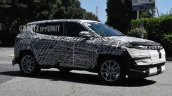 2021 Jeep Compass Facelift Spy Shot Rt