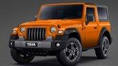 Orange Front Side