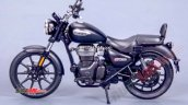 Royal Enfield Meteor 350 Black