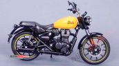 Royal Enfield Meteor 350 Yellow Rhs