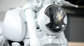 Triumph Trident Prototype Headlight