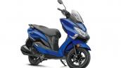 Suzuki Burgman Street 125 Blue Featured Image