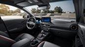 2021 Hyundai Kona Interior Passenger