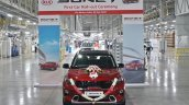 First Kia Sonet From Factory