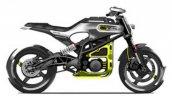 Husqvarna E Pilen Electric Motorcycle Concept