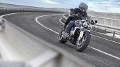 Triumph Rocket 3 Gt Action