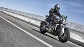 Triumph Rocket 3 Gt In Action