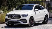 Mercedes Amg Gle 53 Coupe Front Lt