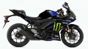 2021 Yamaha Yzf R3 Monster Energy Motogp Edition R