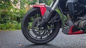 Bajaj Dominar 250 Review Front Brakes