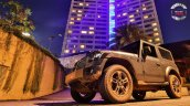 Mahindra Thar Night