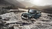 Mahindra Thar River Crossing