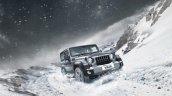 Mahindra Thar Snow