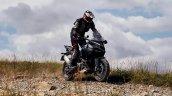 Ducati Multistrada V4 Spy Shot Front