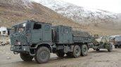 Tata Military Truck