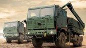 Tata Military Trucks
