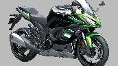 2021 Kawasaki Ninja 1000sx Emerald Blazed Green