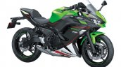 Bs6 Kawasaki Ninja 650 Lime Green