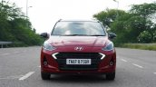 Hyundai Grand I10 Nios Turbo Front View