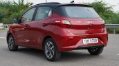 Hyundai Grand I10 Nios Turbo Rear 3 Quarters