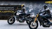 Bs6 Ducati Scrambler 1100 Pro Models Action