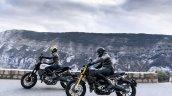 Bs6 Ducati Scrambler 1100 Pro Models Action Shot