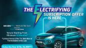 Tata Nexon Ev Subscription Plan Nov 2020
