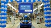 Tata Tiago 3 Lakh Mark Sanand Plant