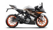 Ktm Rc 125 Dark Galvano Colour