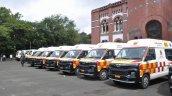 Tata Winger Ambulance Zila Parishad Pune