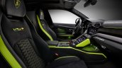 Lamborghini Urus Graphite Capsule Interior