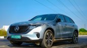 Mercedes Benz Eqc Front Left Static