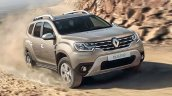 New Renault Duster Front Third Quarter