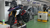 Bs6 Bmw G 310 Gs In Factory