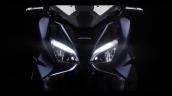 Honda Forza 750 Front Lights On
